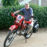 John & His Bike