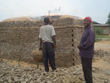 Firing Bricks