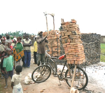 Transporting Sold Bricks