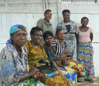 Project Manager and Micro-financing Beneficiaries