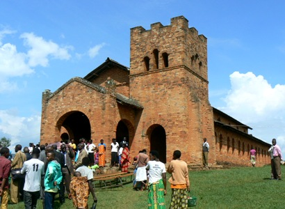 Muyebe Church with Side